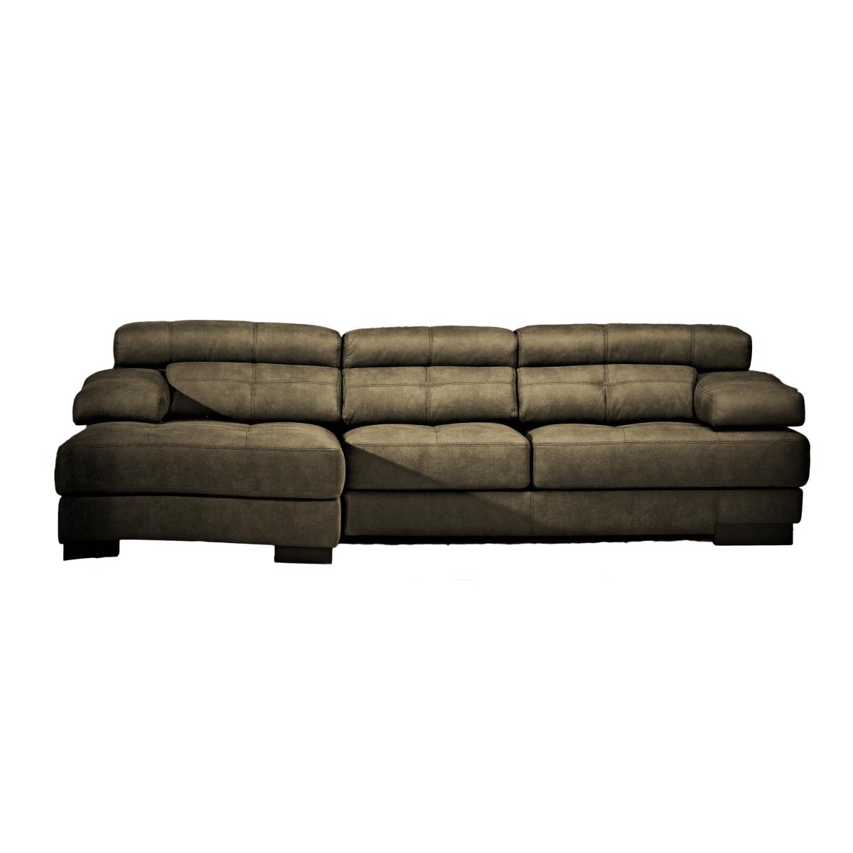 Sof chaise longue impac tienda de sofas en pamplona - Sofas galerias del tresillo ...
